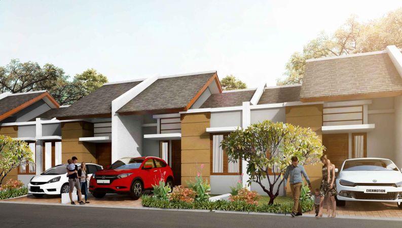 Bali Resort Bogor Tipe 33-66