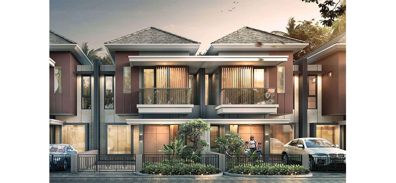 Bali Resort Bogor Tipe 93-105